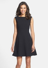 Tahari Empire Waist Fit & Flare Dress