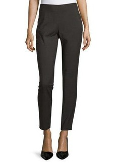 Tahari Slim-Fit Cropped Pants