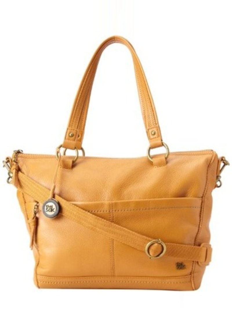 The SAK Iris Satchel Handbag