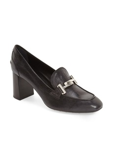 Tod's 'Double T' Loafer Pump (Women)  (Nordstrom Exclusive Color)