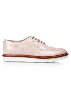 Tod's Gomma lace-up brogues