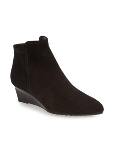 Tod's Wedge Bootie (Women)