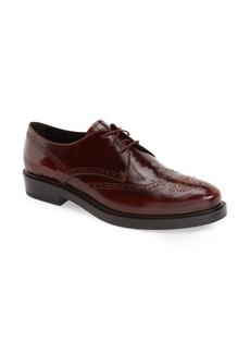 Tod's Wingtip (Women) (Nordstrom Exclusive)