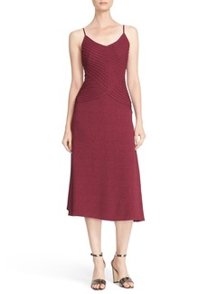 Tracy Reese Pintuck Slipdress